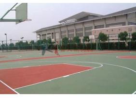 shi外硅PU篮球场